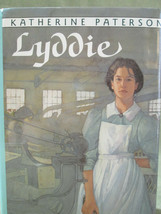 LYDDIE Katherine Paterson 1991 Hardcover First Edition, First Printing E... - $19.88