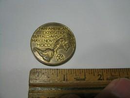 Pan American Exposition 1901 Buffalo Medal Token So Called Dollar medallion - $186.61