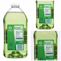 All Purpose Cleaning Supplies Green Works Cleaner Refill Safe Formula (6... - $14.84