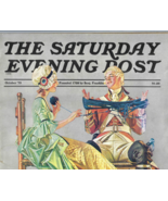 Oct. 1975,  SATURDAY EVENING POST MAGAZINE, Bicentennial Salute -good co... - $12.50