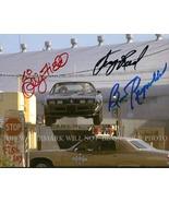 SMOKEY AND THE BANDIT SIGNED 8x10 RP PHOTO BURT REYNOLDS SALLY FIELD JER... - $18.99