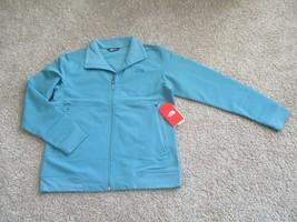 BNWT The North Face Men's Tekno Ridge Full Zip Jacket, Blue, Size L - $69.30