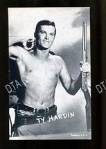 TY HARDIN-1960-ARCADE CARD-PORTRAIT G - $16.30