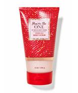 Bath & Body Works YOU'RE THE ONE Sparkling Body Scrub 8 oz New - £13.44 GBP