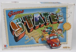 Game Of the States by Milton Bradley 2005 - $8.19
