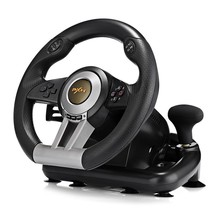 PXN V3II Racing Game Steering Wheel with Foldable Pedal - $75.98