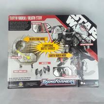 Darth Vader Star Wars Transformer Death Star, Mini Vehicles & Mini Storm... - $102.85