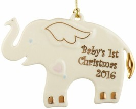 Lenox 2016 Baby's First Christmas Ornament - $21.99