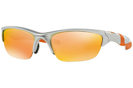 Oakley Sunglasses Half Jacke 2.0 Silver w/Fire Iridium OO9144-02 - $244.95