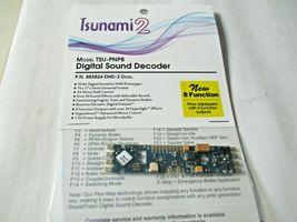 Soundtraxx 885824 Tsunami 2 TSU-PNP8 Sound Decoder EMD-2 Diesel 8 Function image 4