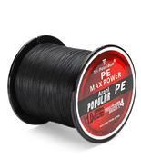 SeaKnight TriPoseidon Series 300M Braided Fishing Line Black 0.4 Line Nu... - $12.00