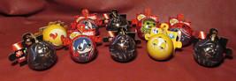 Lot of 10 FUNKO PoP 50 pc 3x5 in Puzzle Balls - emoji Star Wars Marvel N... - $19.50