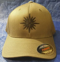 CIA Central Intelligence Agency NCS 16pt Compass Star Embroidered FlexFi... - $37.49