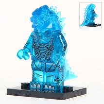 Transparent Frozen Blue Godzilla (Crystal Ice) King Monsters Lego Minifigures - $2.99