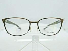 VERA WANG V 387 (BR) Brown 51 X 16 135 mm Eyeglass Frame - $79.15