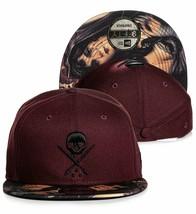 Sullen Logo Andrew Blesa Tattoo Art Religion Urban Eternal Snapback Hat ... - $41.94