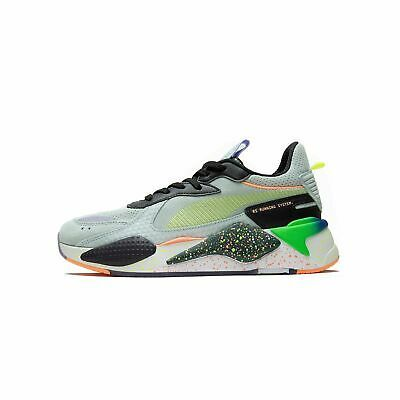 Mens Puma RS-X Fourth Dimension Trophy Fair Aqua Ponderosa Pine 369838-01