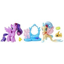 My Little Pony Princess Twilight Sparkle & Princess Skystar Friendship M... - $23.73