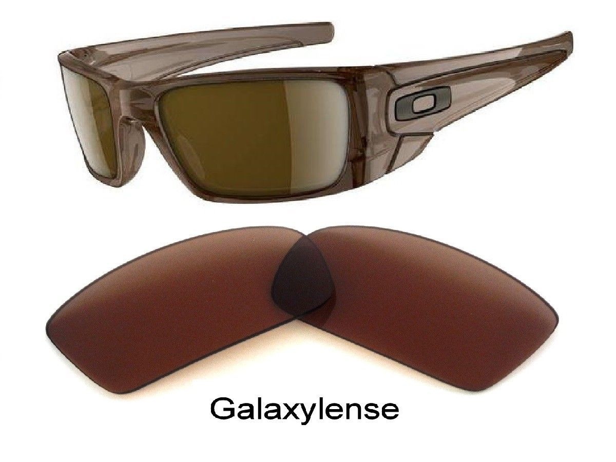 c722839cd0c S l1600. S l1600. Galaxy Replacement Lenses For Oakley Sunglasses Fuel Cell  Brown Color 100% UVAB. Galaxy ...