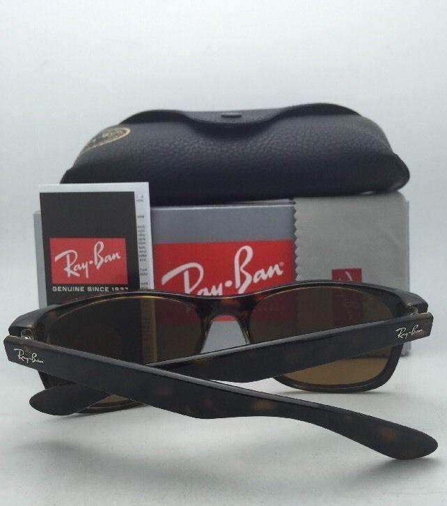 9f9a746a01 New Ray-Ban Sunglasses NEW WAYFARER RB 2132 710 58-18 Havana Frames Brown