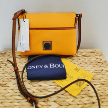 Dooney & Bourke Pebble Ginger Crossbody MELON COLOR image 2