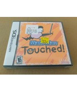WarioWare Touched Nintendo DS New Factory Sealed US Version Complete CIB... - $94.04