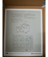 Lego Originals Duplo Limited Edition Print Page Frm Japanese Patent Appl... - $59.39