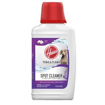 Hoover Paws And Claws Spot Cleaner, Pre-Mixed Carpet Cleaning Formula (32 fl oz) - $32.79