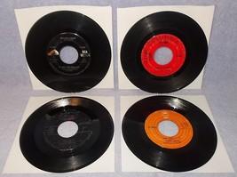Eight 45 RPM 60's Pop Record Lot Elgart Hirt Benton Nash Harmonicats - $6.00