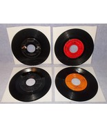Eight 45 RPM 60's Pop Record Lot Elgart Hirt Benton Nash Harmonicats - $5.95