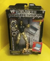 WWE Deluxe Aggression Series 21 Goldust Jakks Pacific Figure - $68.60