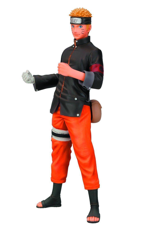 BANPRESTO Naruto Shippuden DXF Shinobi Relations SP2 UZUMAKI The Movie figure