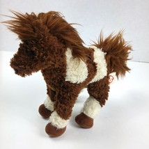 "2006 Ty Beanie Baby Thunderbolt the Horse Plush Stuffed Animal Doll 8"" GUC - $19.75"