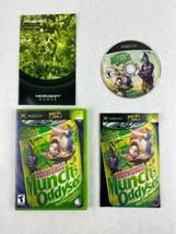 Oddworld: Munch's Oddysee Microsoft Xbox Game 2001 Complete w/ Box Manual - $7.70
