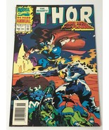 The Mighty Thor Vol 1 No 18 64 page Annual Marvel Comics Group Hold of T... - $12.75
