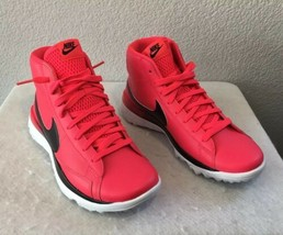 New Women's Nike Blazer Spikeless Golf Shoes~Solar Red~ Size 8.5 (818730... - $59.49