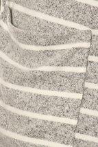 Plus Size Striped Cardigan, Plus Size Cardigans, Gray Striped Cardigan, Womens image 5