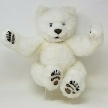 Large FurReal Fur Real LUV CUB Polar Bear Interactive Hasbro Tiger PLUSH - $23.75