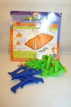 Cranium bumparena Game Replacement Instructions Green Blue Bumpers & Legs 2005 - $29.95