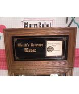 """World's Greatest Lover"" Novelty Intercraft Glass Art Picture Frame - $5.67"