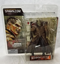 Mcfarlane Toys 2002 Spawn Movie Maniacs Series V Five Wishmaster DJINN F... - $25.00