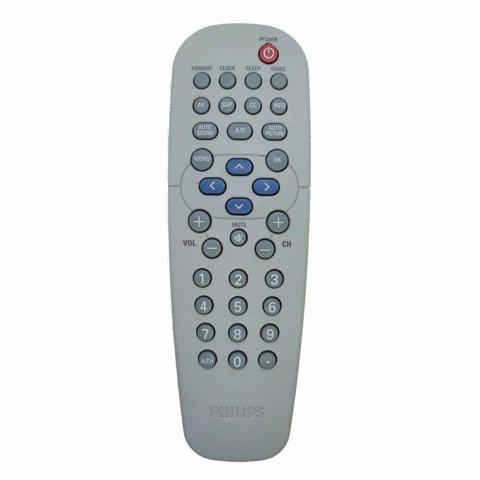 Philips RC19335028/01 Factory Original TV Remote 27PT9015D, 32PT7005D, 32PT9005D - $11.09