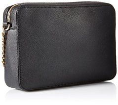 MICHAEL Michael Kors Women's Jet Set Cross Body Bag (Black) image 2
