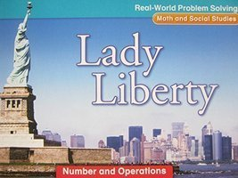 Real-World Problem Solving Library Grade 2 Lady Liberty, GR K, Benchmark... - $12.00