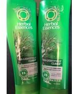 2 Bottles Clairol Herbal Essences Tea Lightfully Clean Hair Conditioner ... - $23.18