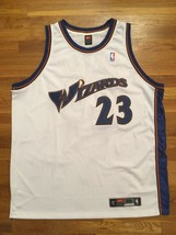 Authentic Nike 2003 Washington Wizards Michael Jordan Home White Jersey ... - $259.99