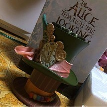 Alice in Wonderland Mad Hatter Through The Looking Accessory Stand Hat S... - $294.03
