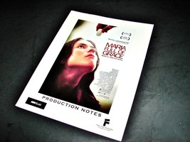 2004 MARIA FULL OF GRACE Movie PRESS KIT PRODUCTION NOTES HANDBOOK Promo... - $10.99