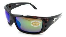 Costa Del Mar Sunglasses Permit 63-16-125 Tortoise / Green Mirror 580P P... - $196.00