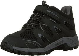 Merrell Hilltop Quick Close Waterproof Hiking Boot (boys mc56353 sz 11m - $1.207,01 MXN